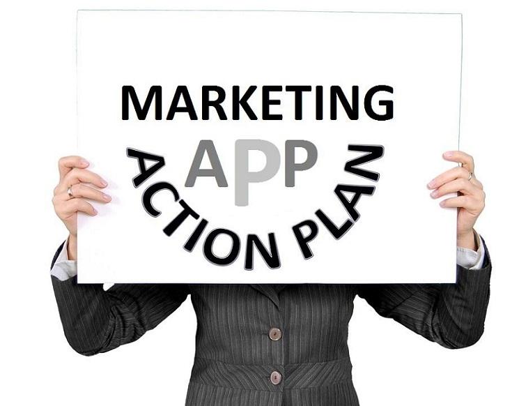 Marketing app plan RAD4M