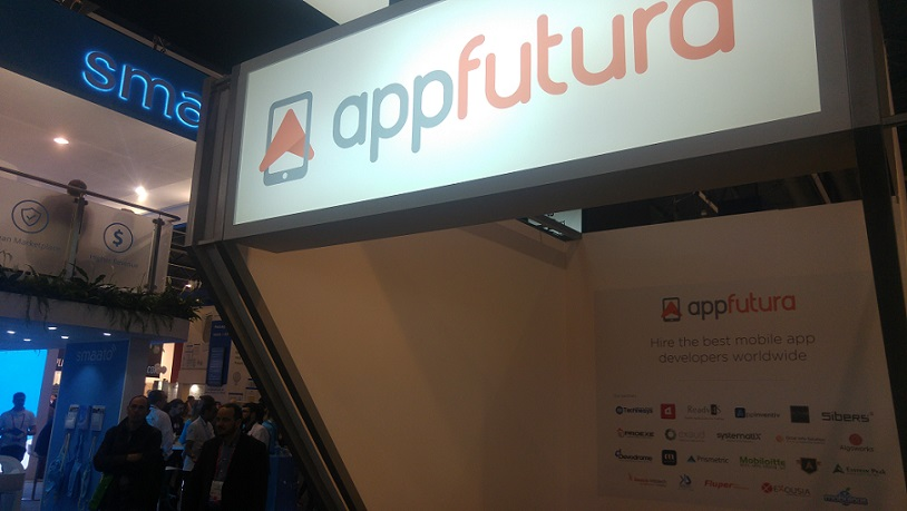 Mobile World Congress AppFutura stand