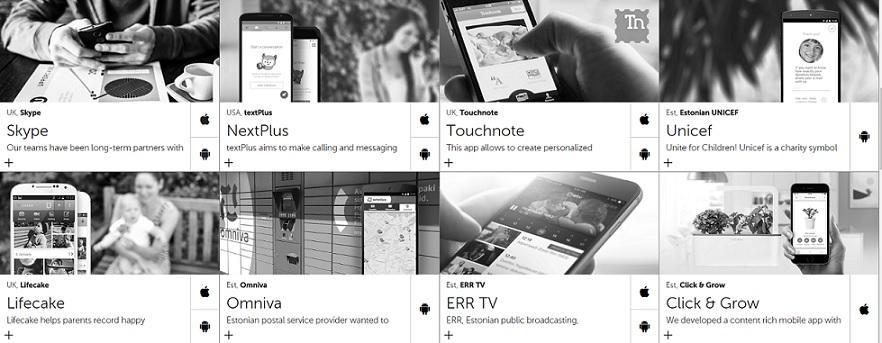 Mobi Lab apps