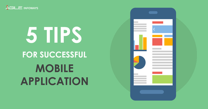 5 tips to make your mobile app successful