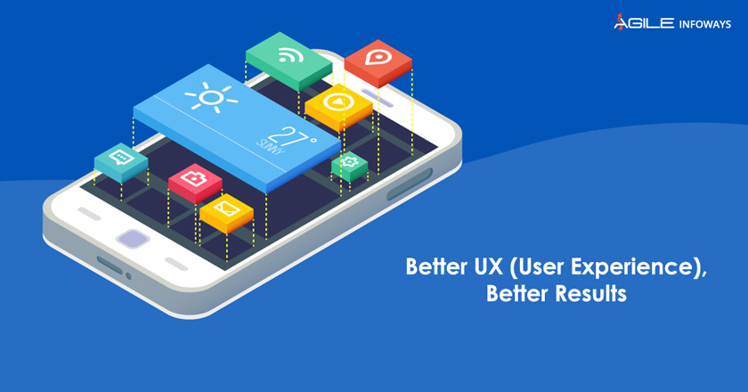 Better UX (User Experience), better results