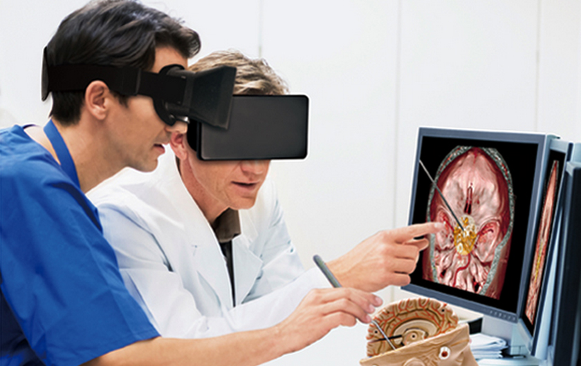 Augmented Reality and Virtual Reality in the healthcare industry