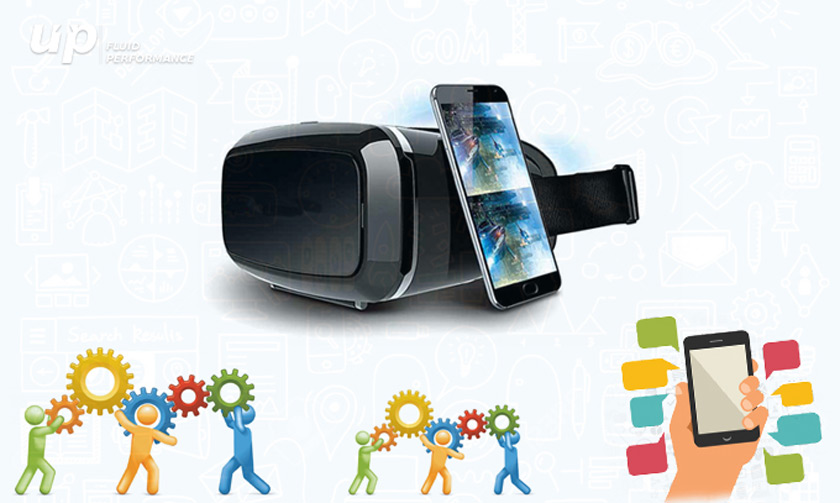 Strategies to develop a successful Virtual Reality mobile app