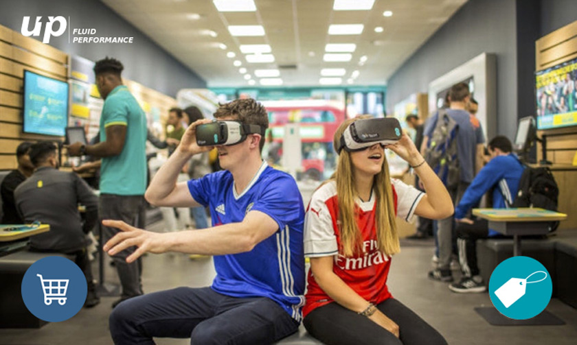 Virtual Reality in Retail