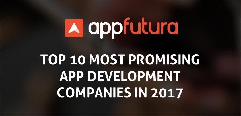 Most promising app developers
