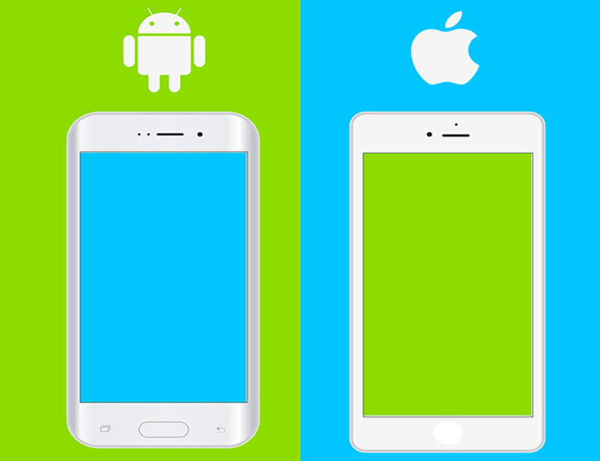 Where Google and Apple are headed with Android and iOS