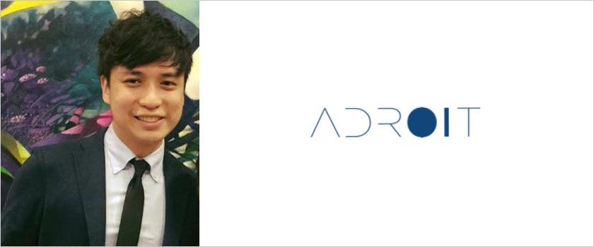 JP Yao, Adroit Apps