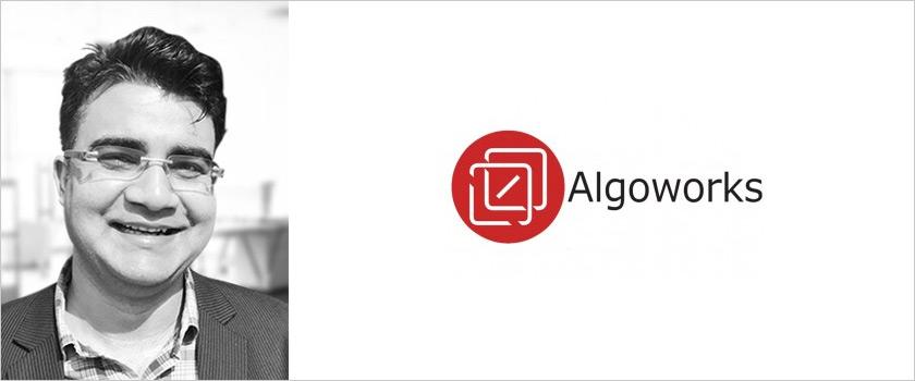 Ajeet Singh, Algoworks