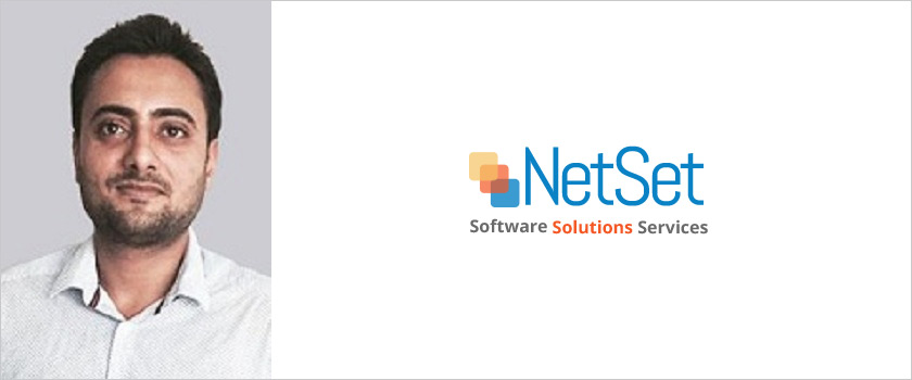 Arun Rana, NetSet Software