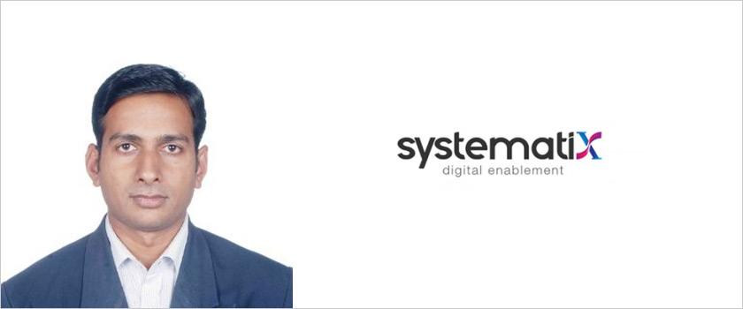 Ashish Mahajan from Systematix Infotech