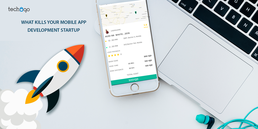 What kills your mobile app development startup?
