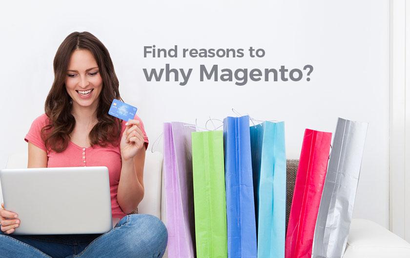 Why Magento