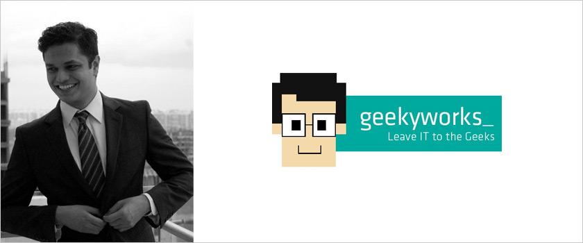 Geeky Works CEO
