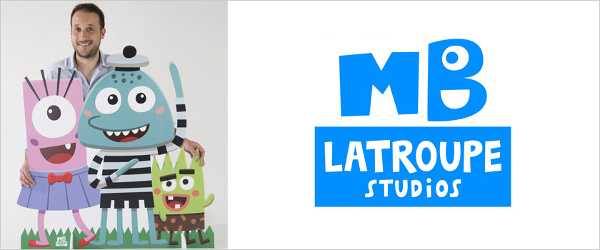 Jordi Manuel and Latroupe logo