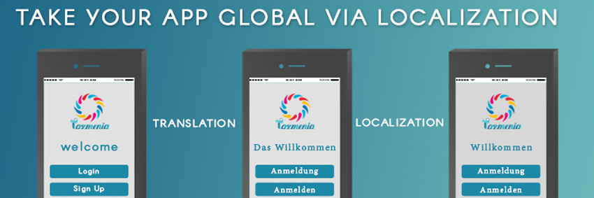 How to go global with your app via localization