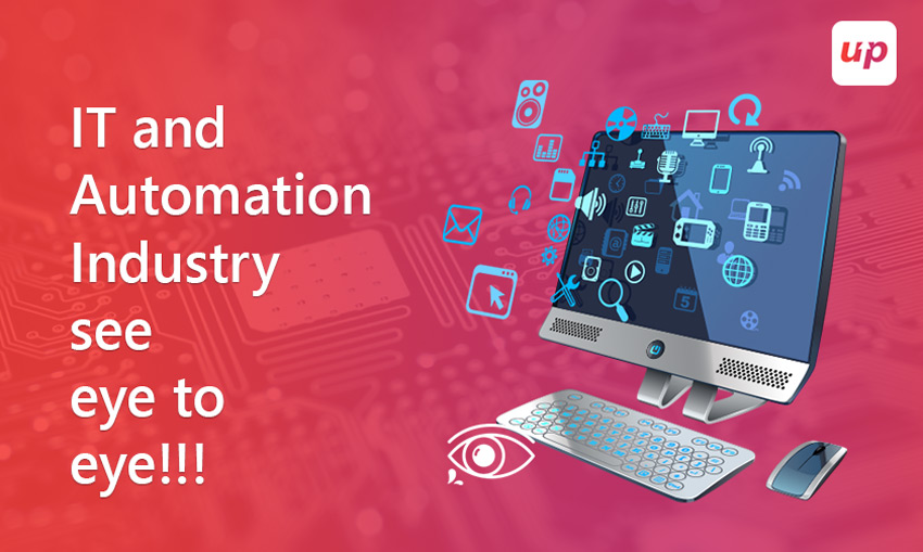 IT and automation industry software see eye to eye with apps