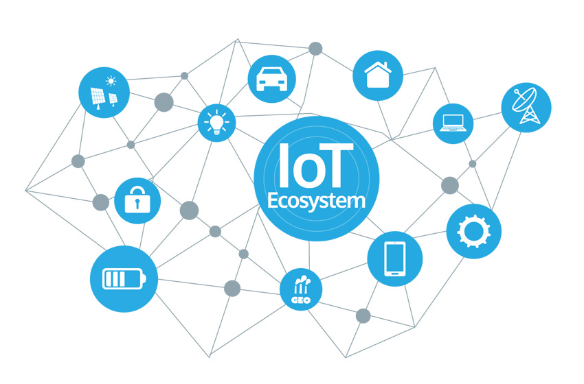 Developing IoT mobile apps