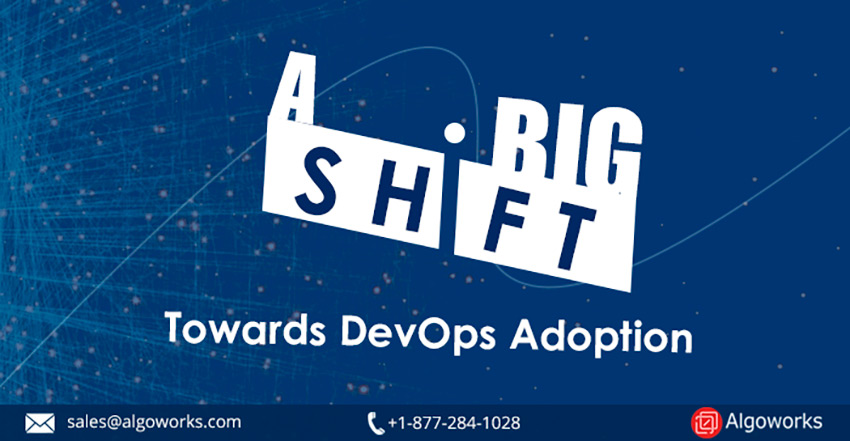 How DevOps adoption is bringing a new shift in the technology market domain?