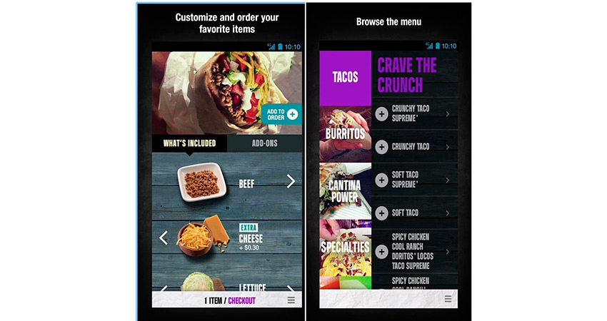 How a food ordering app can improve your business