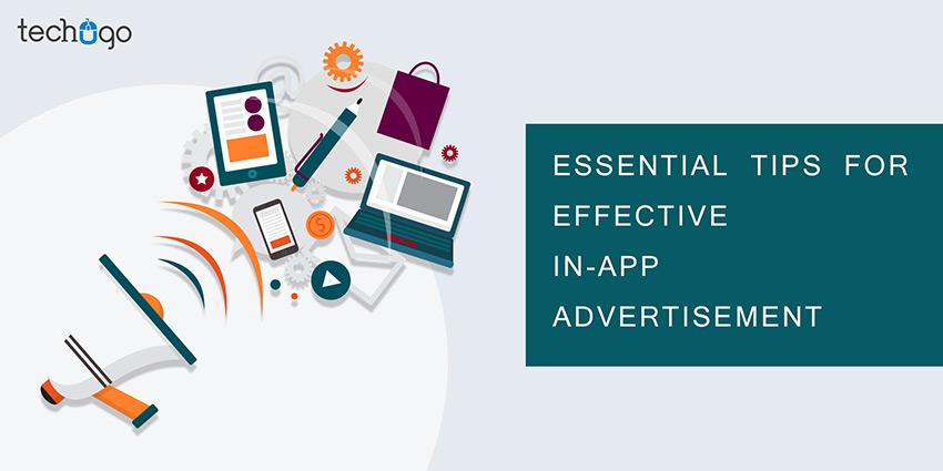 Tips for effective in-app advertisement