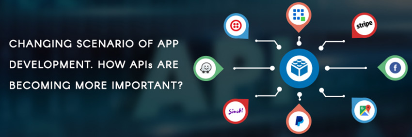 APIs are becoming more and more important in mobile app