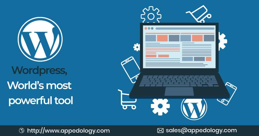 WordPress: World's Most Powerful Tool