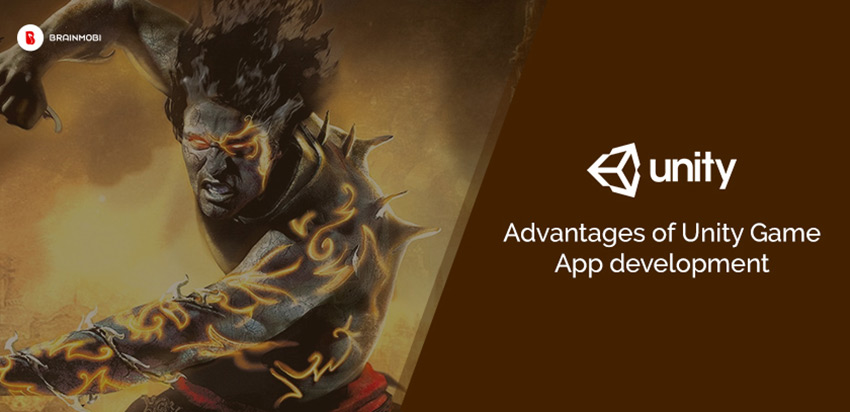 Advantages of Unity Game App Development