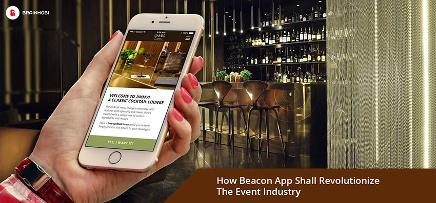 How Beacon technology is changing the Event Industry