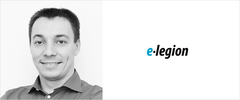 Top app development companies interview: e-Legion Ltd