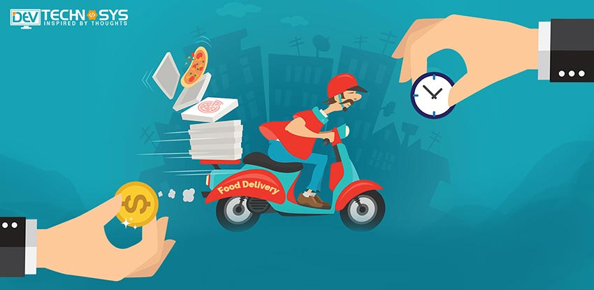 Time, Cost and Features to Develop Food Delivery App