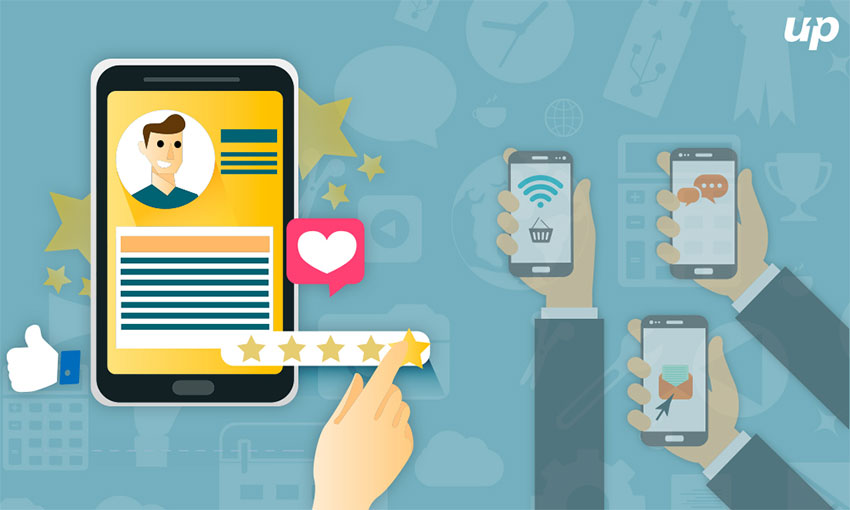 Strategies to Get 5 Star Reviews on Your Mobile App
