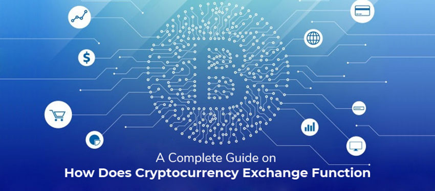 A Complete Guide on How Does Cryptocurrency Exchange Function?