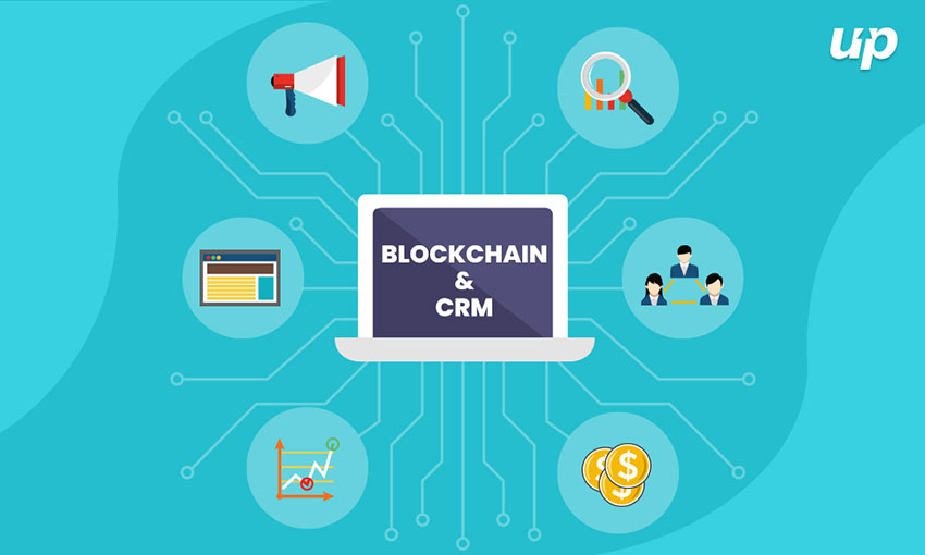 How is Blockchain Becoming the Next Level of Security to CRM?