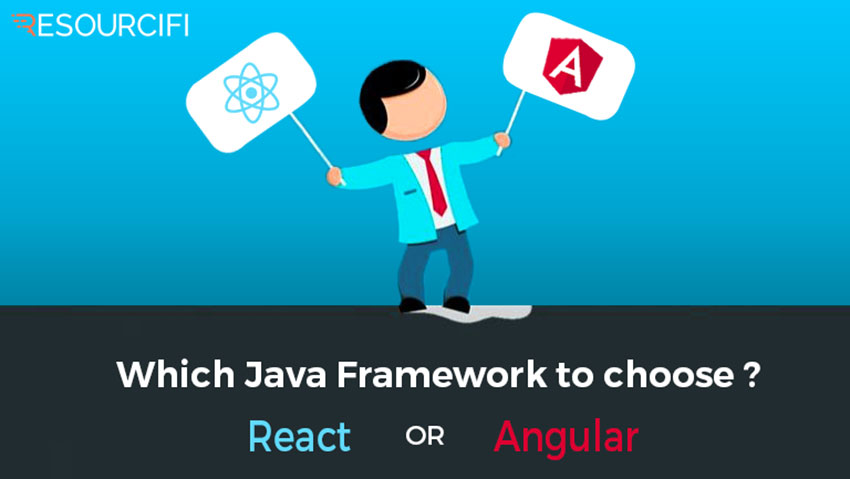 Which JavaScript Framework to Choose- React.Js or Angular.Js?