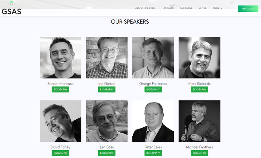 Global Software Architecture Summit in Barcelona 2019