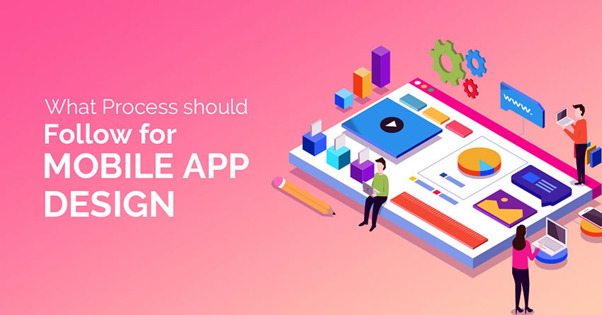 What Process Should Be Followed For Mobile App Design?