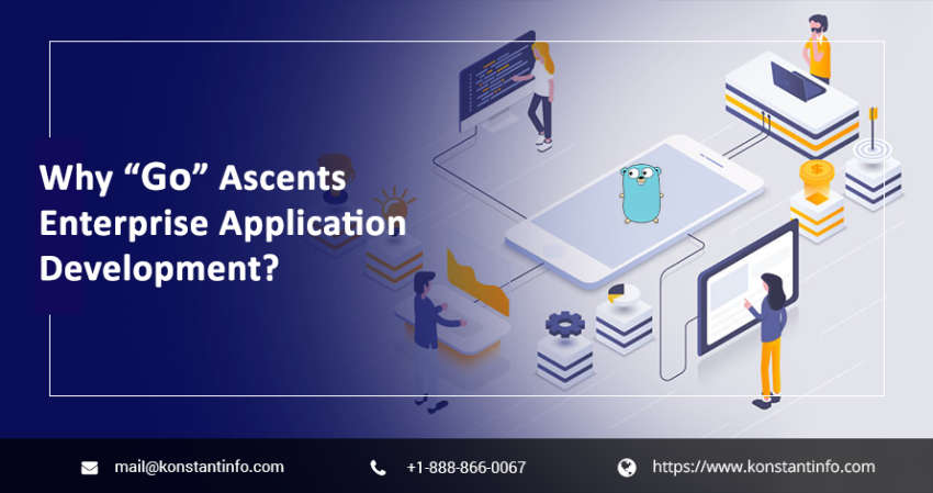 "Why ""Go"" Ascents Enterprise Application Development?"