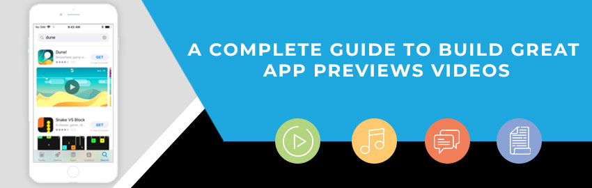 How to Sell your App via App Previews