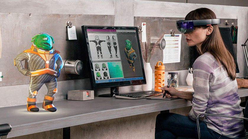 How Augmented Reality Can Make a Designer's Life Easier