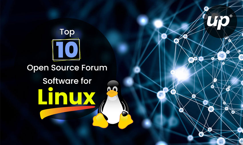 Top 10 Open Source Forum Software for Linux