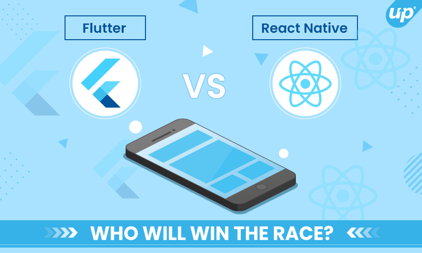 Flutter Vs. React Native: Who Will Win the Race?