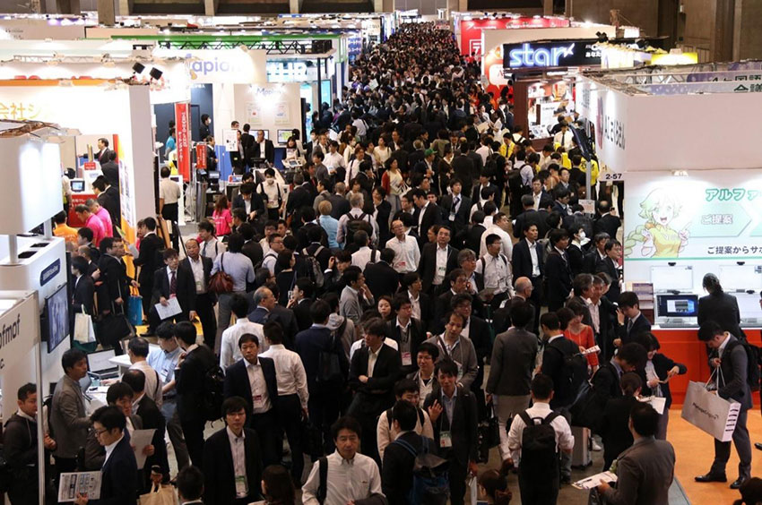 Japan IT Week Autumn - EXPANDING THE SHOW SIZE FOR 10 YEARS