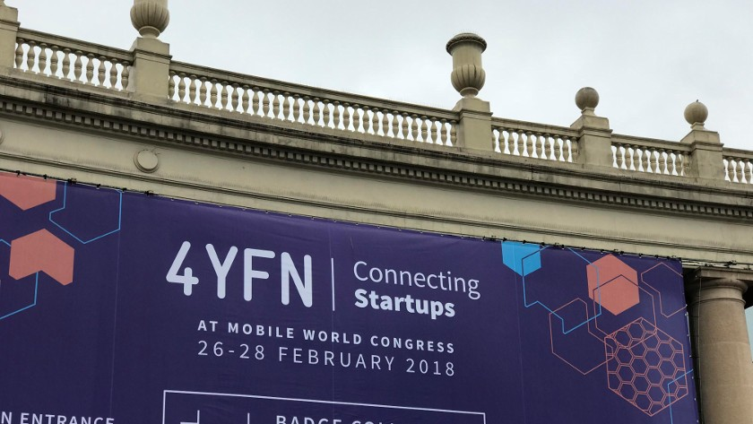 Mobile World Congress 2018: The most interesting mobile apps of 4YFN