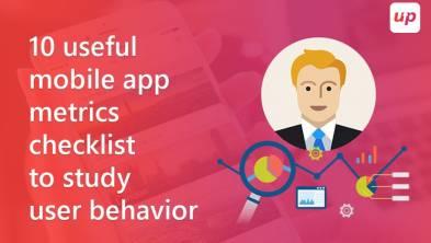 10 useful mobile app metrics to study user behavior
