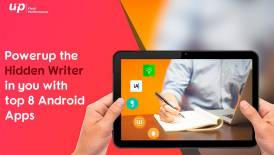 Power up the hidden writer in you with these 8 Android apps
