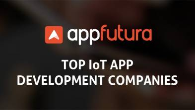 Top IoT app development companies