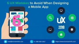 6 UX mistakes to avoid when designing an app