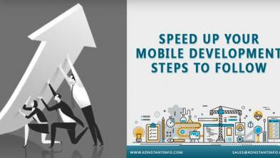 Steps to speed up your mobile app development