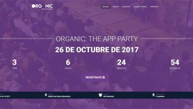 ORGANIC 'The App Party' for app marketers