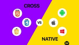 Native vs cross platform app development